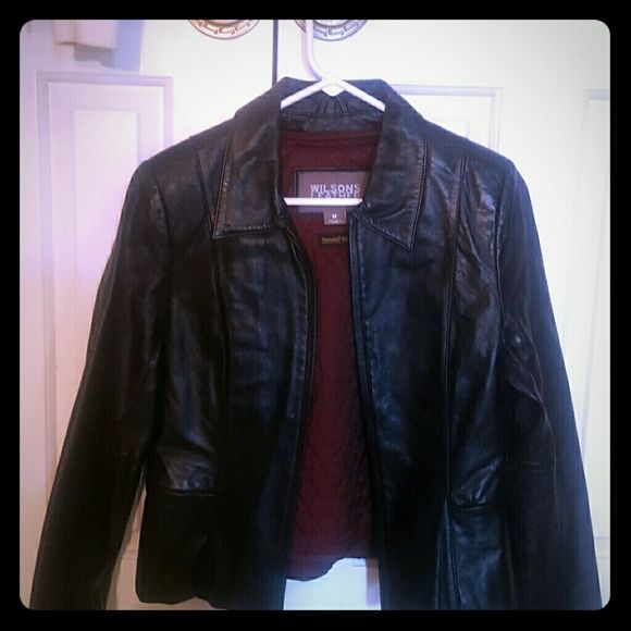 Leather Jacket | Leather jacket, Leather jacket black, Clothes desi