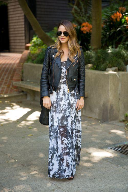 Marble Print Maxi Dress | Fashion, Spring outfi