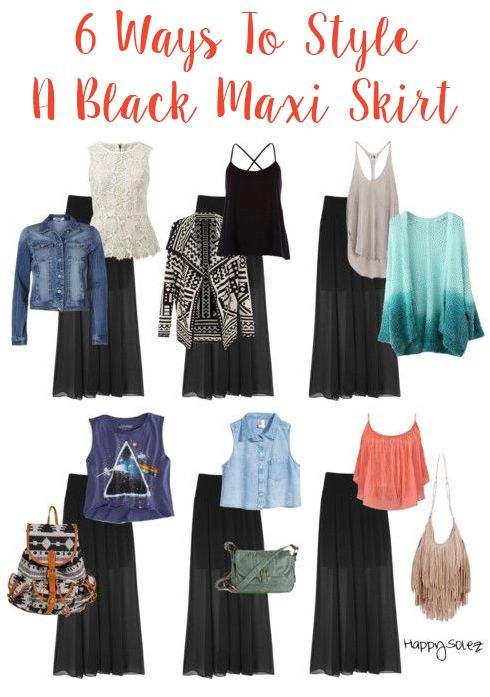 Polyvore Outfits | Fashion, Polyvore outfits, Maxi skirt outfi
