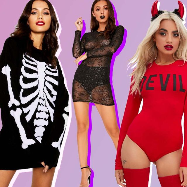 27 sexy Halloween costumes: best costume ideas for wom