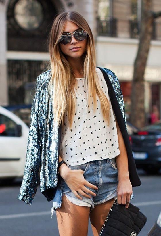 Shiny Jackets Outfit Ideas 2020 | FashionTasty.c