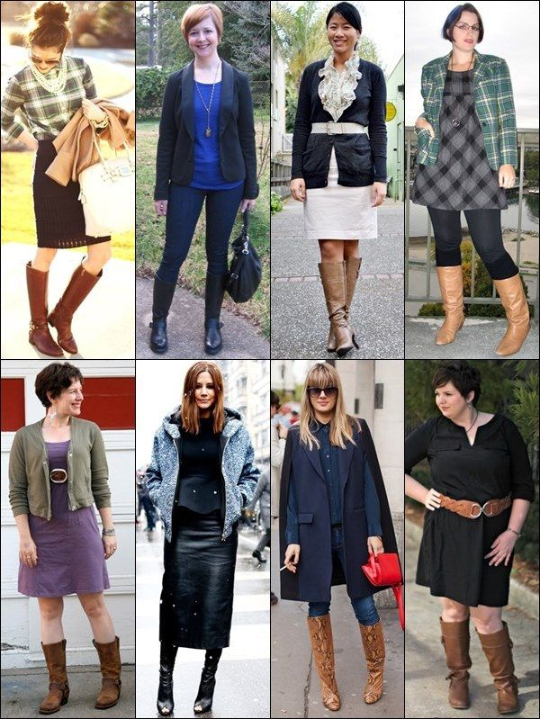 Ways to Wear Mid-calf Boots for Different Occasions | Calf boots .