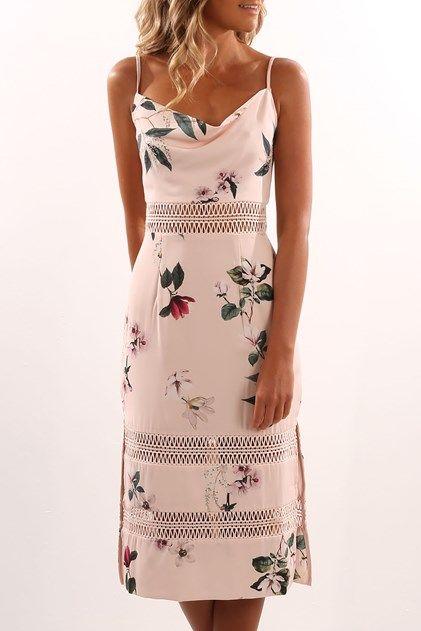 Do It Right Dress Light Garden Floral | Fashion, Womens dresses .