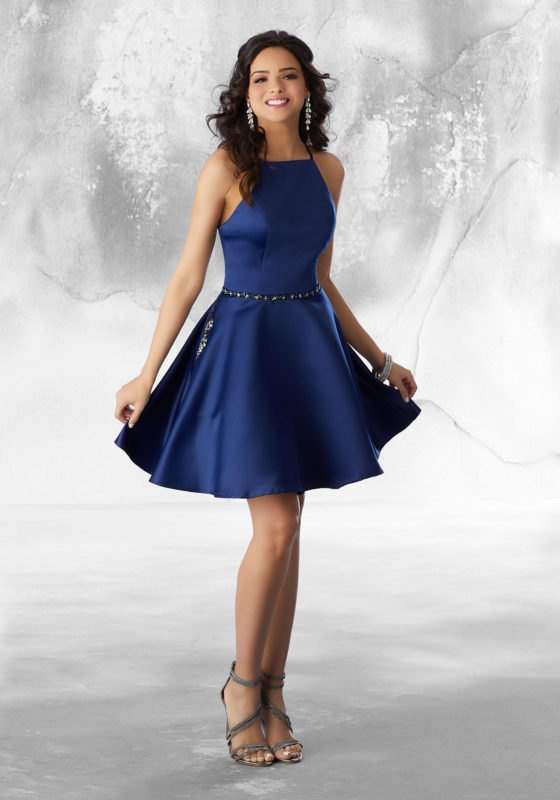 How to Wear Midnight Blue Dress: Best 15 Beautiful Outfit Ideas .
