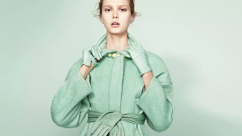 How to Wear Mint Green Colour - The Trend Spott