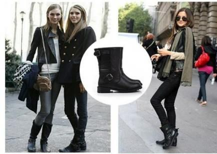 65 Ideas for motorcycle boots outfit fall street styles #boots .