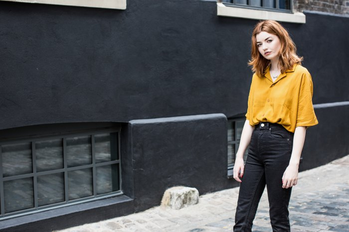 Top 15 Mustard Color Shirt Outfit Ideas for Women - FMag.c