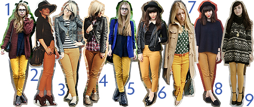 Style Q&A: Proportions & Mustard Pants ⋆ Suburban Style Challen