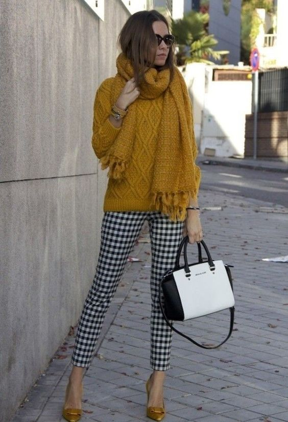 How To Wear Mustard Yellow This Fall: 15 Ideas - Styleohol