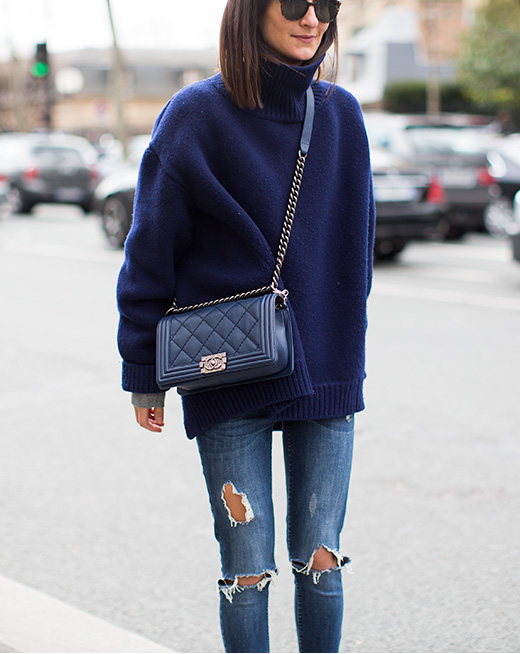 Chic Is: designer & ripped jeans | Fashion, Style, Autumn fashi