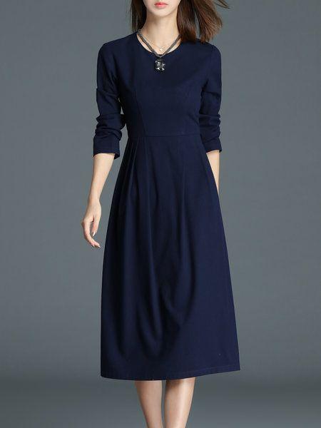 Dresses - BUQ.CO | Modest dresses, Midi dress wint