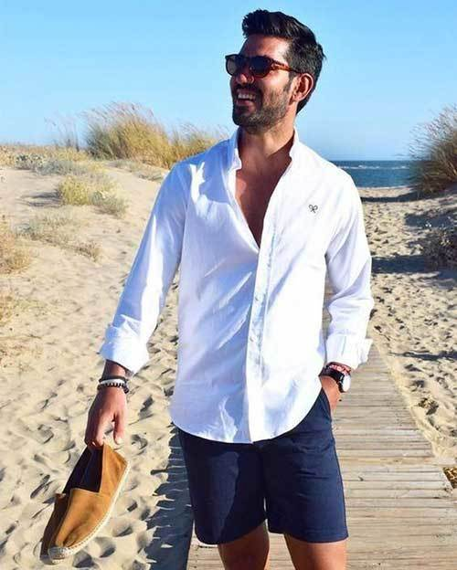 Best Summer Outfits Men You Should Look - Outfit Styl