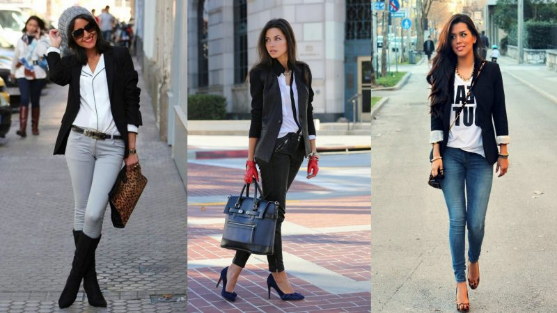 Blazers Outfit Ideas For Women 2020 ⋆ FashionTrendWalk.c
