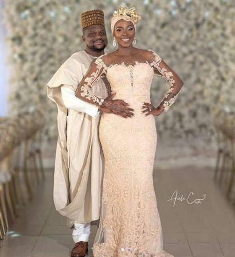 30 Latest Nigerian Dresses for Nigerian Brides 20