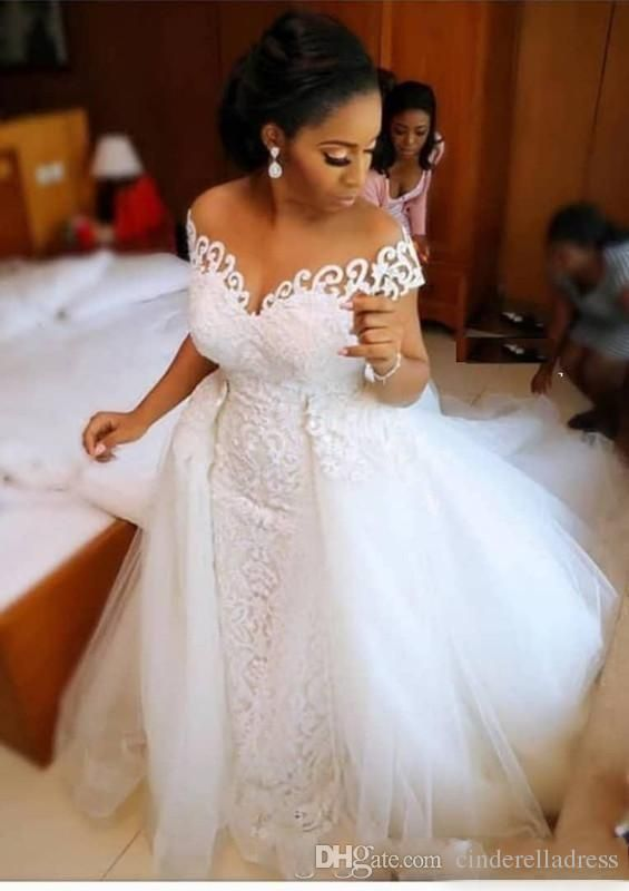Pin by Anita S. on Wedding Gowns | Nigerian wedding dress, Elegant .