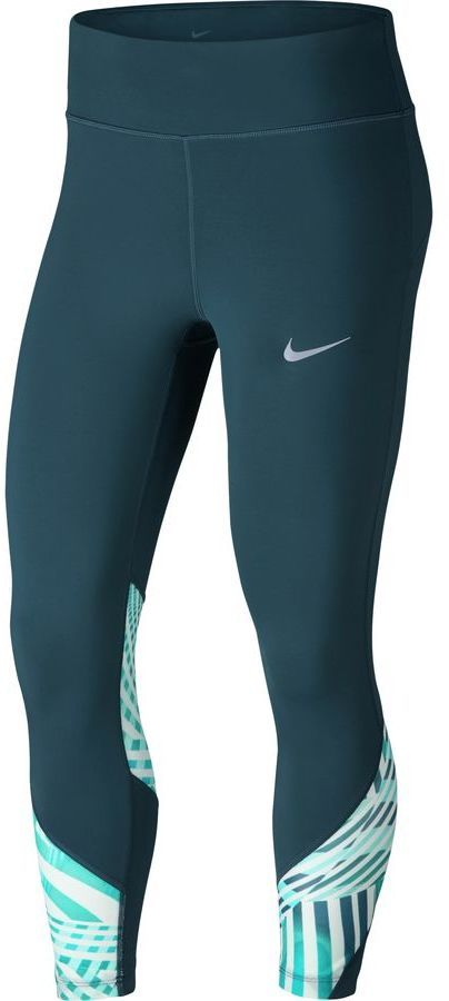 Nike Power Epic Lux Running Crop PR Tight - Women's | Workout cloth