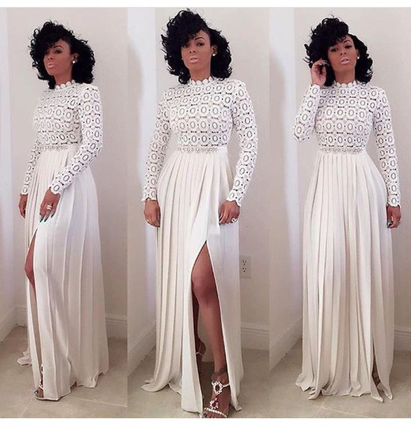 dress, long sleeve dress, long dress, long sleeves, special .
