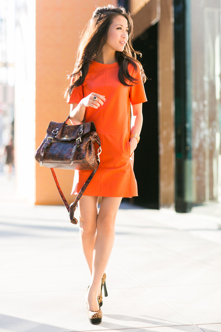 Orange Outfits And Ideas: They Say Orange Is The New Black. Do You .
