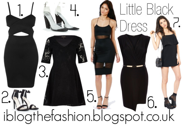 Party Outfit Ideas - I Blog The Fashi
