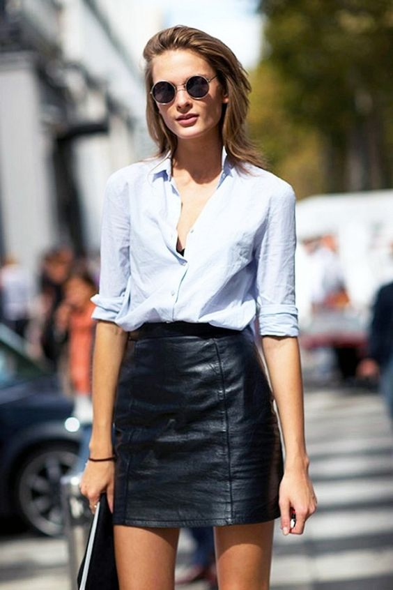 Skirt Outfit Ideas Perfect for Spring | STYLE REPORT MAGAZI