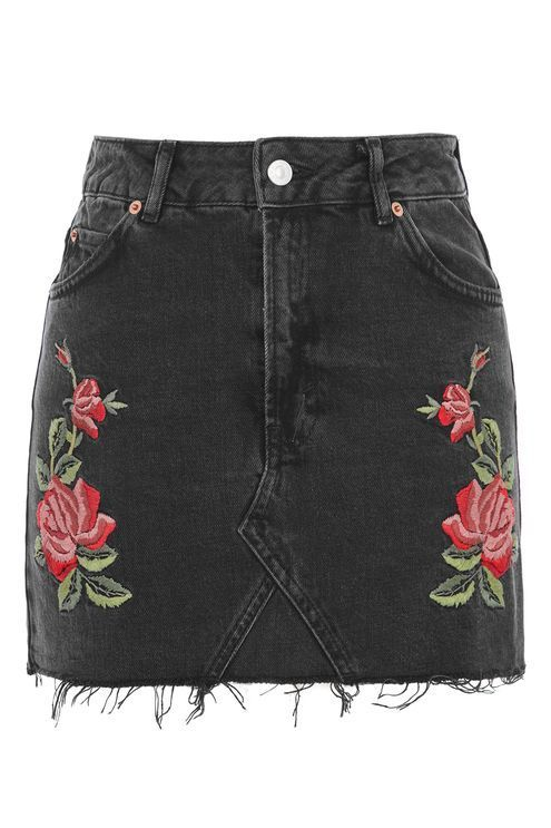 16 Trendy Embroidered Items of Clothing - Embroidery Design Ideas .