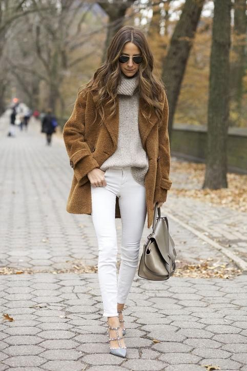 Are You Wearing Your Winter White Jeans the Right Way? | How to .
