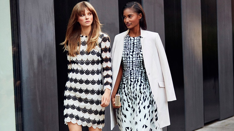 10 Chic Black and White Outfit Ideas You Will Love - The Trend Spott