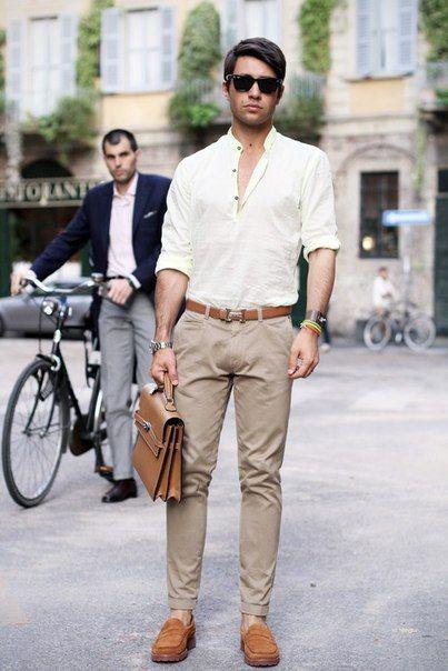 How to wear popover shirt | Pakaian pria, Pakaian, Pr