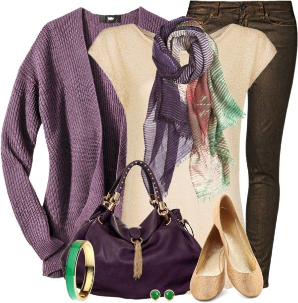 20 Fancy Polyvore Outfit Ideas With Cardigans | Fall winter .