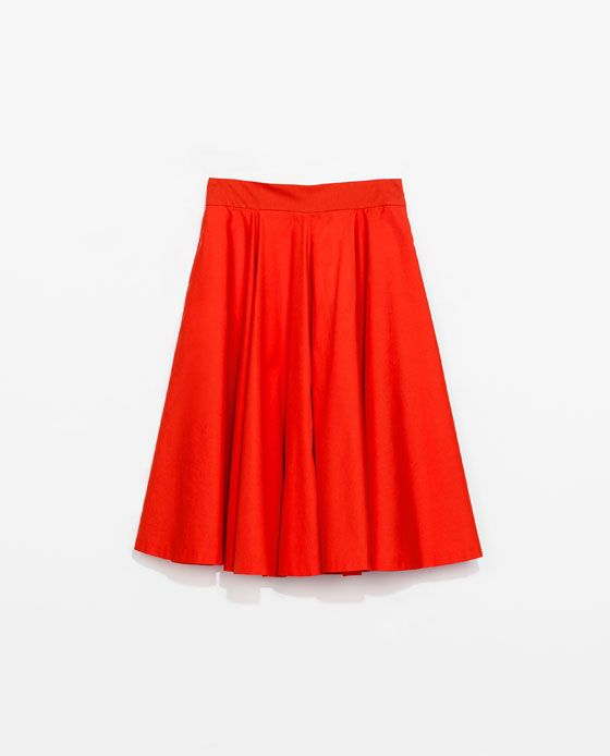 Pin by Isabel White on Bella Cosa | Womens fashion skirt, Flare .