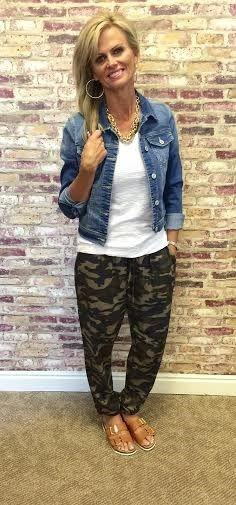 Camo Joggers | Fashion, Camo fashion, Camouflage fashi