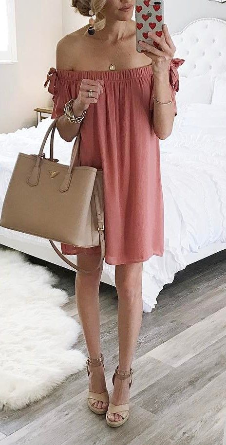 40+ Pretty Outfit Ideas To Try Right Now | Pretty outfits, Beige .