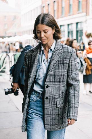 20 Street Style Approved Ways To Wear Oversized Blazers | Street .