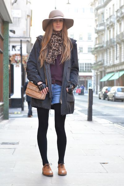 20 Style Tips On How To Wear Oxford Shoes: Outfit Ideas | Gurl.com .