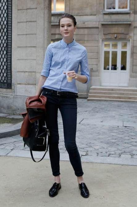 64+ Trendy Ideas How To Wear Brogues Women Casual #howtowear .