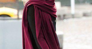 How To Wear A Pashmina Scarf Like Pro   Fashion, Designer outfits .