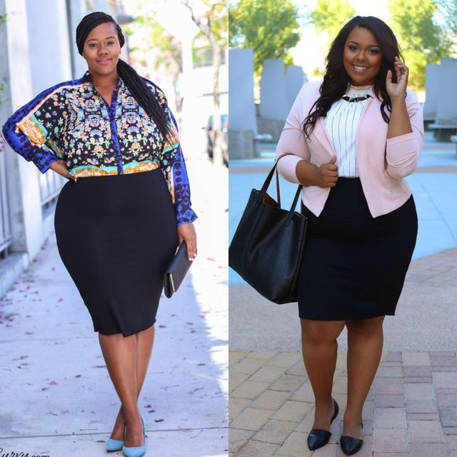 55 Amazing Outfits With Black Pencil Skirts   Pencil skirt outfits .