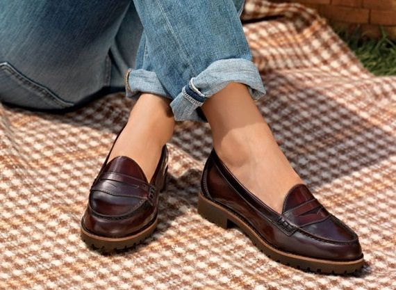 Sperry-Top-sider-Penny-Loafers-For-Women.jpg (570×417) | Womens .