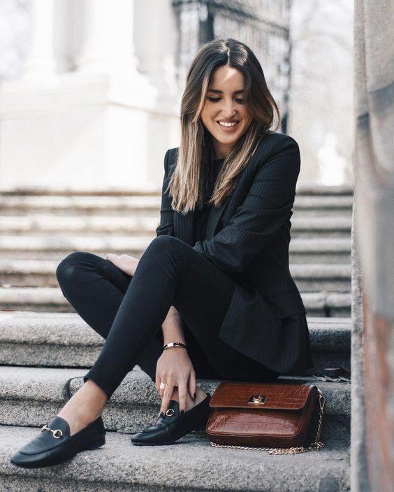 How to Wear Women's Loafers: Fashion Ideas - HI FASHI