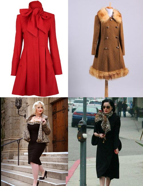 The Perfect Winter Fashion Ideas For Pin Up Gir