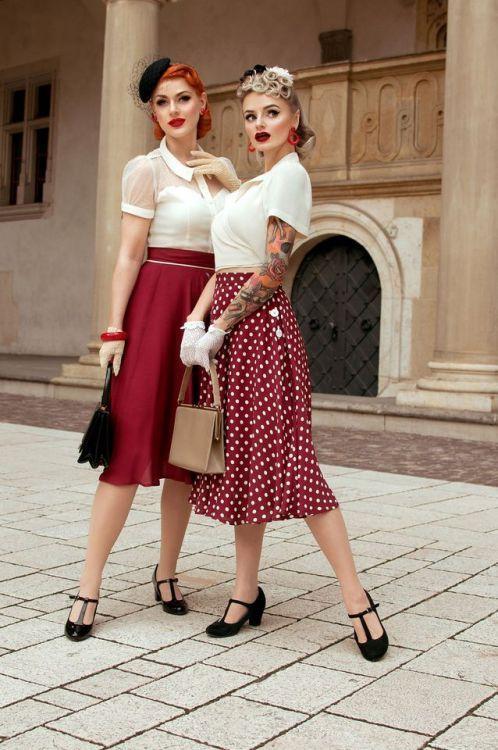 style #fashion #rockabilly #retro #dress #streetstyle | Retro .