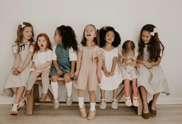 Girl Club | Basic Dresses for Little Girls | Staple Clothing for .