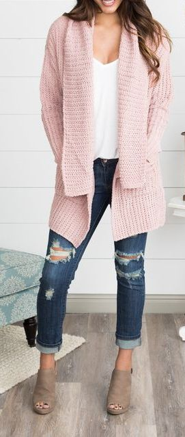 33 Super Cheap Cardigan Outfit Ideas for Fall and Winter - Style .