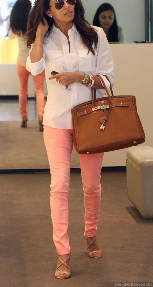 How To Wear: Pink Pants For Women 2020 | FashionGum.c