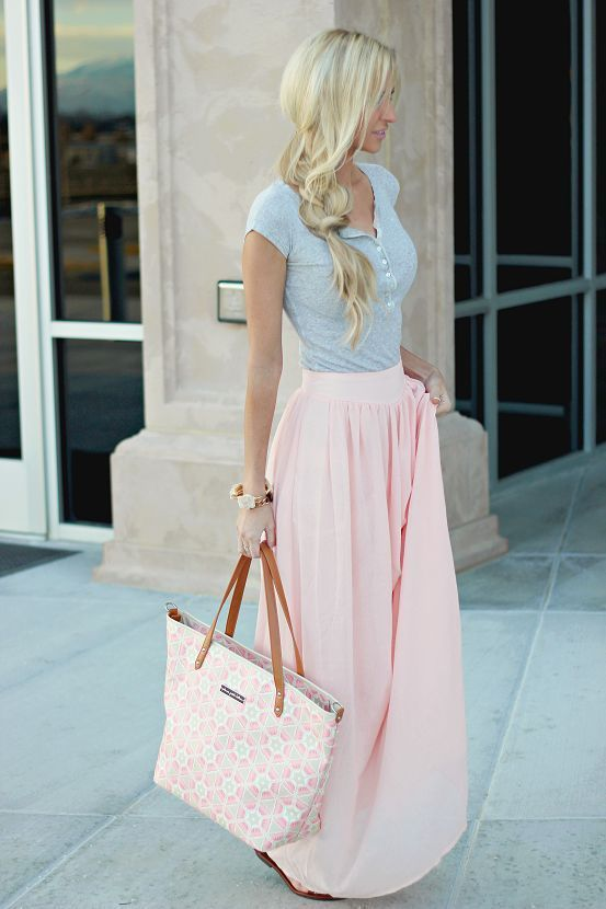 How To Look Amazing This Spring: 40+ Perfect Girly Outfit Ideas .
