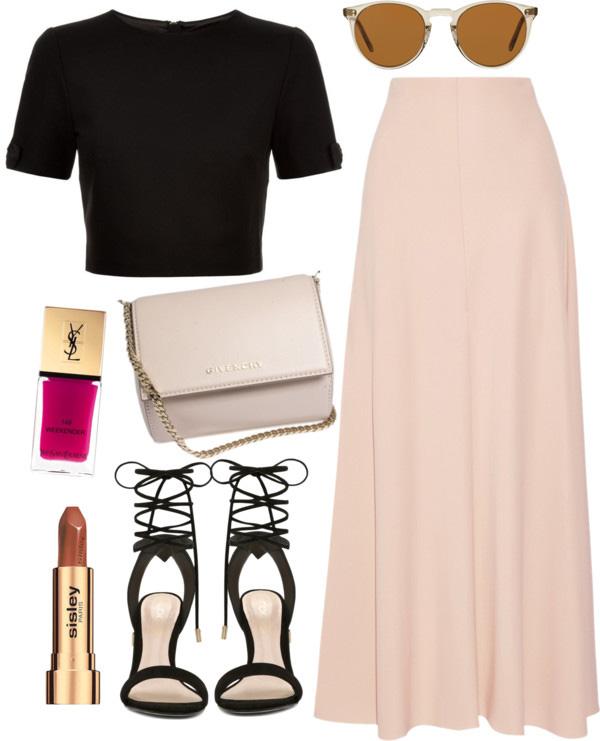 Maxi Skirt Baily La
