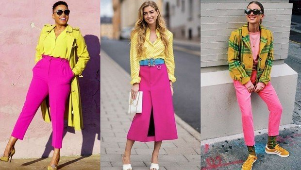 Yes! You Can Wear Pink and Yellow Together and Look Incredibly Ch