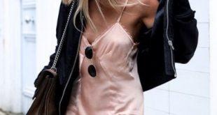 dress, pink dress, blush pink, slip dress, satin dress, black .
