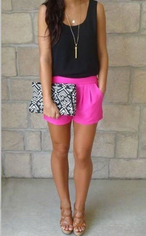 38 Fashionable Summer Bright Color Outfits Ideas For Women | Style .