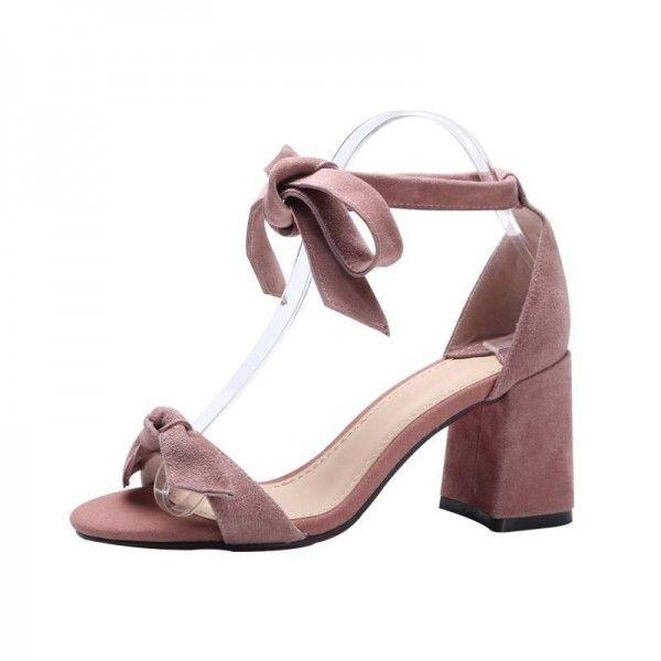Women's Style Sandal Shoes Summer Bucket List Ideas Pink Block .